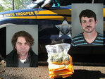 Trooper finds fugitive, 4 lbs pot during traffic stop along I-5