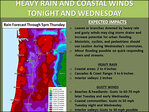 Strong storm brings wet and windy weather to Western Oregon