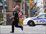 2 dead in shooting attack at Canada's Parliament