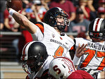 Beavers lose 38-14 at Stanford: 'It was bad football all around'