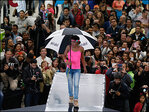 Photos: Colombia holds 'Homeless Fashion' event