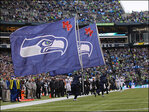 Seahawks, fans show support for Marysville-Pilchuck community