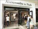 Abercrombie & Fitch reports sharp drop in sales
