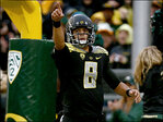 Will this be Mariota's last game at Autzen?