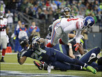Seattle's big day on ground was weeks in making