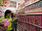 In socialist Venezuela, a Barbie doll for the masses