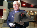 Historic haberdashery: Napoleon's hat for sale