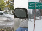 Photos: Scenes from a fall storm