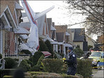 """Plane crashes into home, missing sleeping couple by 8"""""""