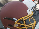 Ex-state worker charged with stealing 610 helmets