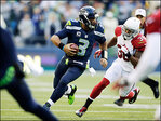 Wilson, Seattle D lead Seahawks past Arizona 19-3