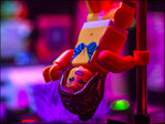 Unofficial LEGO set features strippers, strip club