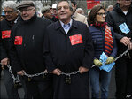 Move over unions - French bosses protesting, too