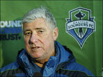 Seattle signs coach Sigi Schmid to new deal