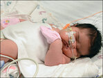 Baby weighing nearly 14 pounds born in Colorado
