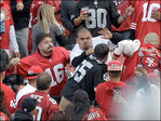 Raiders, 49ers dealing with off-field issues