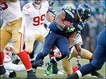 Seahawks knock 49ers out of contention with 17-7 win