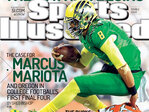 Mariota on cover of SI College Football Playoff issue