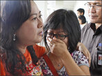 Jet carrying 162 lost over stormy Indonesian waters