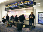Las Vegas airport preps for tech-savvy travelers