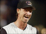 Ex-Mariner Randy Johnson Hall of Fame cap to have D-Backs logo