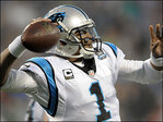 Panthers' Newton looks to end struggles vs. Seahawks
