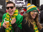 Photos: Pregame at the College Football National Championship