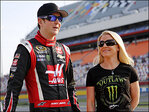 Judge issues no-contact order against NASCAR's Kurt Busch