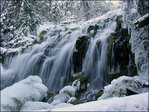Winter is a special time to visit Oregon's Proxy Falls