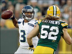 Seahawks vs. Packers: Key matchups in NFC title game