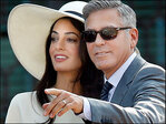 Report: The Clooneys buy home in 'haunted' village