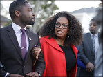 MLK holiday: 'Selma' stars including Oprah march in Alabama