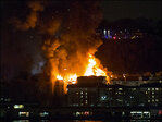 Hundreds displaced by massive apartment fire in New Jersey
