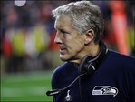 Pete Carroll: 'Nobody to blame but me'