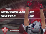 Video game eerily predicts Super Bowl XLIX outcome