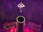 Ms. Big Shot: Human cannonball Gemma Kirby makes flying cool
