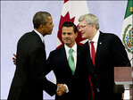 NAFTA shadows Obama's efforts to seek clout for trade deals