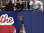 Glove Maier used to catch Jeter's 1996 homer up for auction
