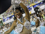 Photos: Flashy costumes rule at Brazil's Carnival