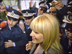 Arrested Romanian ex-official wants to wallpaper her jail cell
