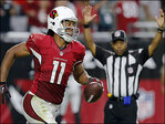 WR Larry Fitzgerald stays with Arizona under 2-year deal