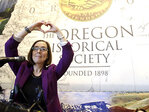 Kate Brown sworn in as governor