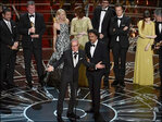 'Birdman' takes flight at an Oscars punctuated by politics