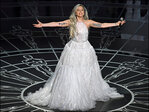 Photos: Lady Gaga wows with Sound of Music Oscar tribute