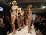 Photos: Lingerie fashion show features revealing styles