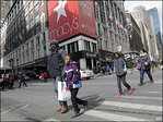 Macy's offers cautious profit outlook after sluggish holiday sales