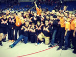 Roseburg wrestlers celebrate 7th state title in nine years