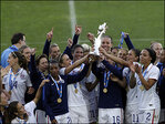 US beats France in women's soccer 2-0 for 10th Algarve Cup title
