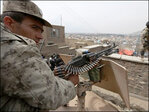 US pullout from Afghanistan hinged to developing forces
