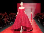 Photos: Fancy frocks on the Toronto runway